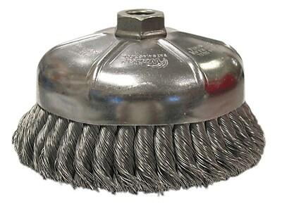 WEILER Wire Cup Brush 1456003