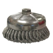 WEILER Wire Cup Brush
