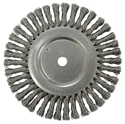 WEILER Cable Twist Knot Wire Wheels 1452646