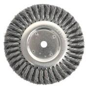WEILER Standard Twist Knot Wire Wheel