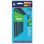 EKLIND TOOL Torx L-Key Sets