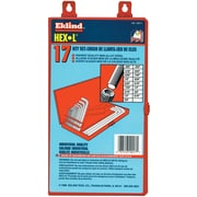 EKLIND TOOL Hex-L Key Set In Metal Box