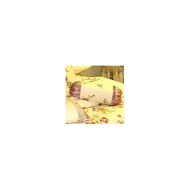 Charister Mirabella Neckroll Cotton Bolster Pillow