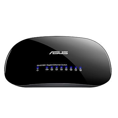 Asus 8-Port 10/100/1000Mbps Desktop Switch with Green Network (GX-D1081/V3)