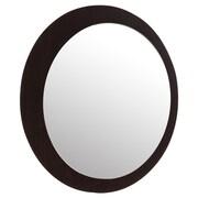 Hokku Designs Grove Moon Shape Wall Mirror