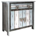 Style Craft Dockside 2 Door 1 Drawer Cabinet