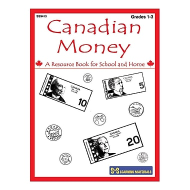 Canadian Money, Gr. 1-3