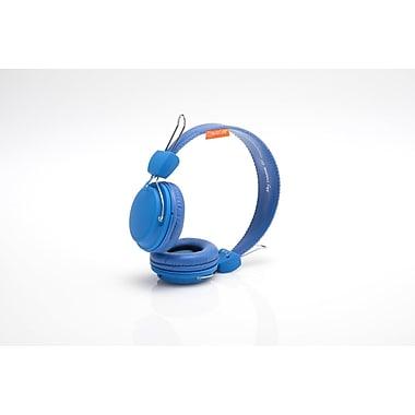 SMS Audio KidzSafe Headphones for Boys, Blue