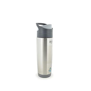 Vertex 500 ml/17 oz. Vacuum Insulated Stainless Steel, Silver