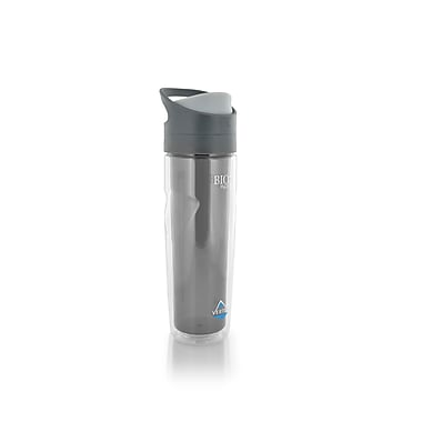 Vertex 500 ml/17 oz. Double Wall Tritan Bottle, Grey