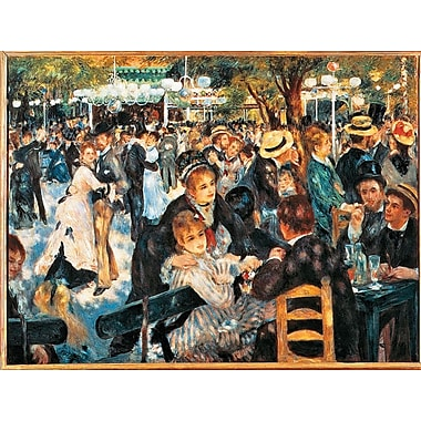 Clementoni Moulin Gallette Renoir, 1000 Pieces
