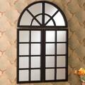 Wildon Home    Ghent Windowpane Mirror (Set of 3)