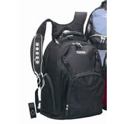 G-Tech The Techno Backpack; Black