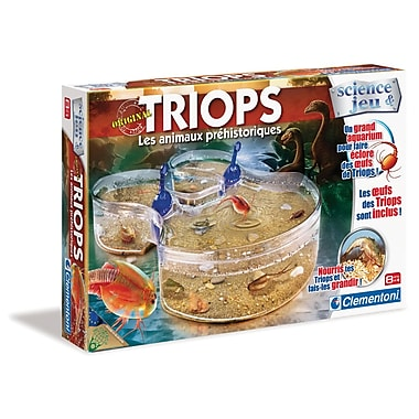 Clementoni Triops- Prehistoric Animals