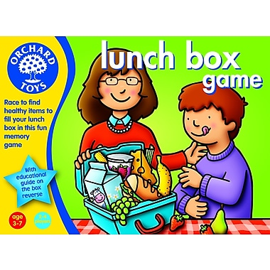 Orchard Toys Lunch Box Game, Multilingual
