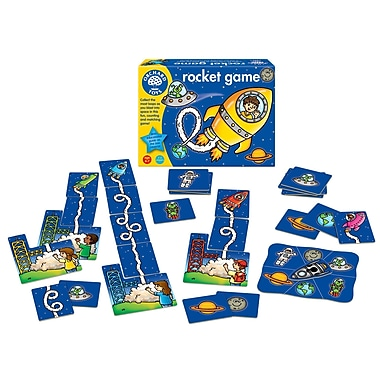 Orchard Toys Rocket Game!, Multilingual