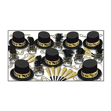 L'assortiment « Gold Top Hat » pour 50 personnes