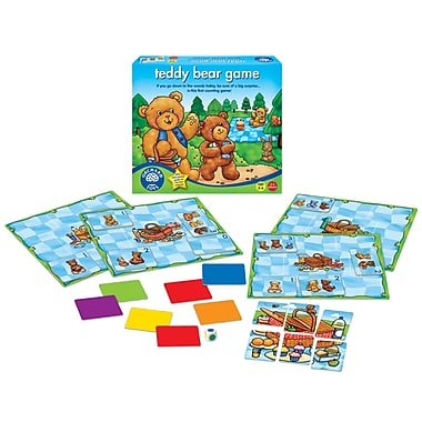 Orchard Toys Teddy Bears Game, Multilingual