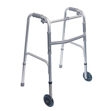 Dmi Aluminium Duro-Med Single Release Folding Walker