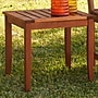 Wildon Home Charter End Table; Natural