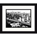 New York City Skyline Framed Art, 32in. x 26in.