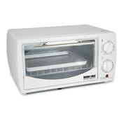 Better Chef® 9-Liter 4-Slice Toaster Oven Broiler, White