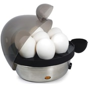 Better Chef® 7-Egg Stainless Steel Electric Egg Cooker