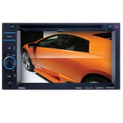"Boss® In-Dash Double-DIN 6.2"" Touchscreen Monitor DVD Player"