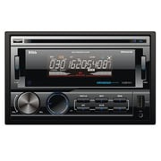 Boss® In-Dash Double-DIN Detachable Face Bluetooth DVD Player