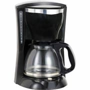Brentwood® 900 W 12-Cup Coffee Maker, Black