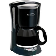 Brentwood® 900 W 12-Cup Digital Coffee Maker, Black
