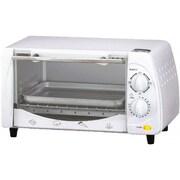 Brentwood® 9-Liter 4-Slice 700 W Toaster Oven Boiler, White