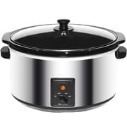 Brentwood® 8 qt. Stainless Steel Slow Cooker