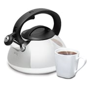 Gibson® 74265.02 2 qt. Mr Coffee Harpwell Whistling Tea Kettle