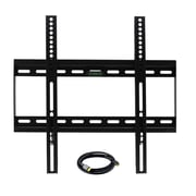 "MegaMounts 32"" - 50"" TV Wall Mount with HDMI Cable"