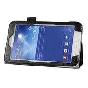 Mgear Double Fold Folio Case For Samsung Galaxy Tab 3 Lite, Black