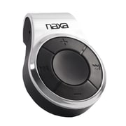 Naxa® NM-107 4GB MP3 Player With Built-in Flash Memory, Silver