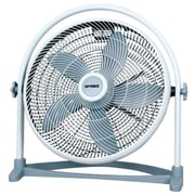 Optimus 20 High Performance Turbo Air Circulator, Gray