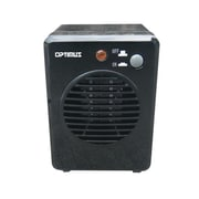 Optimus H-7800-Portable Mini Ceramic Heater, Black