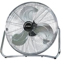 Optimus 3-Speed 18in. High Velocity Industrial Fan, Silver