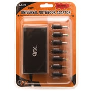 QFX® Universal Notebook Power Adaptor