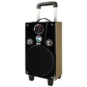 Quantum FX® pbx-908100 Bluetooth-Portable Tailgate Speaker, Black