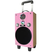 Quantum FX® pbx-908100 Bluetooth-Portable Tailgate Speaker, Pink
