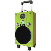 Quantum FX® pbx-908100 Bluetooth-Portable Tailgate Speaker, Green