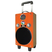 Quantum FX® pbx-908100 Bluetooth-Portable Tailgate Speaker, Orange
