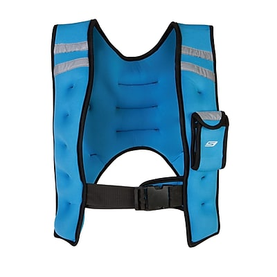 Skechers 10 lbs. Weighted Vest, Blue 1460469