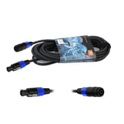 Technical Pro CSSF 6' 12 Gauge Male to Female Speakon Cable