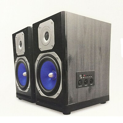 Technical Pro MB6000 Active and Passive USB Studio Monitors With Bluetooth