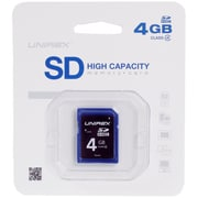 Unirex® 4GB SD High Capacity Class 4 Memory Card