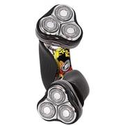 vivitar® 3 Head Bladz Graphics Rotary Shaver, Red Earth